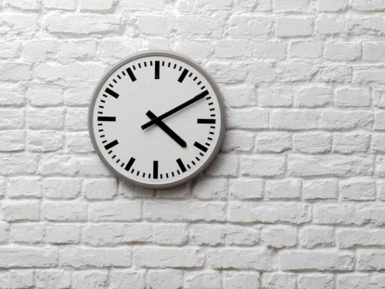 Wall Clock for business